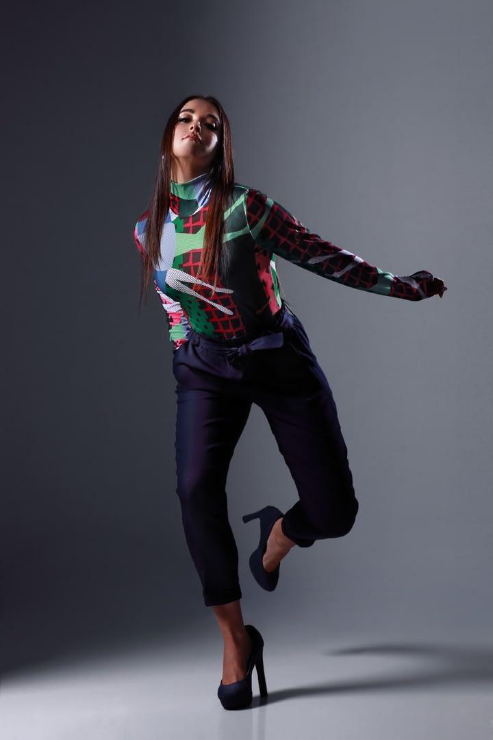 Nuevo Cisne estampado original, Colección Invierno 2020-21